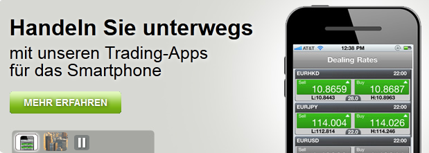Die AvaTrade App