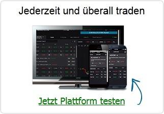 Der Markets.com Mobile Trader