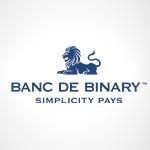 Banc de Binary Einzahlung 2017
