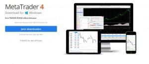 Admiral Markets Handelsplattform Quelle: Admiral Markets
