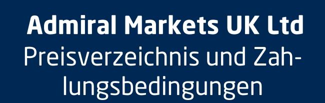 Admiral Markets Gebühren Quelle: Admiral Markets