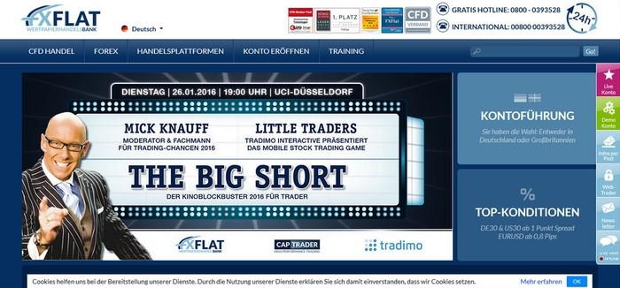 Deutsche Devisen Broker