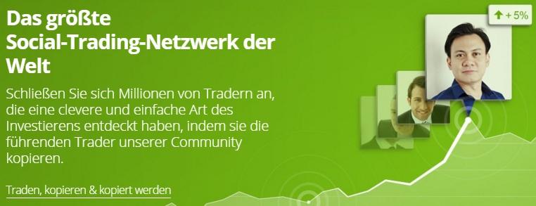 eToro Broker Online