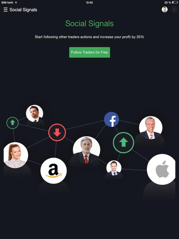 Von den Erfolgen anderer Trader profitieren mit Social Trading