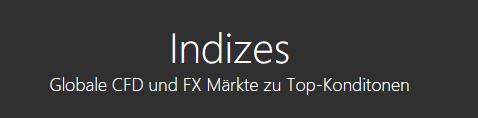 GFKX: Indizes
