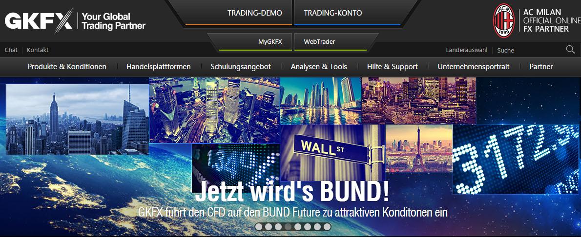 GFKX Trading