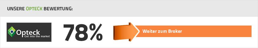 Opteck Erfahrungen von Binaere-Optionen.de