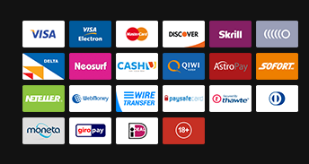 Die Zahlungsmethoden des Brokers 24option